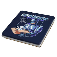 SchrödoCop Exclusive - Coasters - Coasters - RIPT Apparel