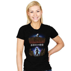 Ultra Battle - Womens - T-Shirts - RIPT Apparel