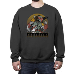 Fettator Reprint - Crew Neck Sweatshirt - Crew Neck Sweatshirt - RIPT Apparel