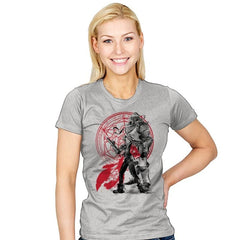 Alchemist Brothers - Womens - T-Shirts - RIPT Apparel