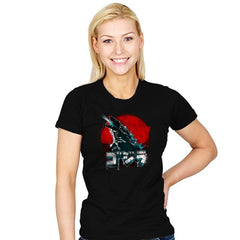 Daikaiju - Graffitees - Womens - T-Shirts - RIPT Apparel