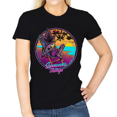 Summer Things - Womens - T-Shirts - RIPT Apparel