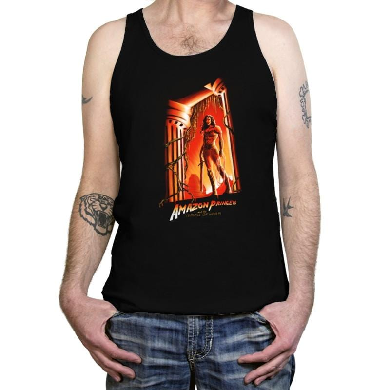 The Temple of Herra Exclusive - Wonderful Justice - Tanktop - Tanktop - RIPT Apparel