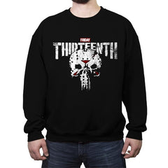 Punish The Campers - Crew Neck Sweatshirt - Crew Neck Sweatshirt - RIPT Apparel