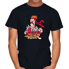 Meep Fighter Exclusive - Mens - T-Shirts - RIPT Apparel