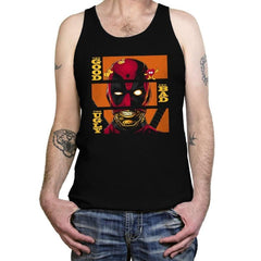 The Dead, The Pool and The Wade. - Tanktop - Tanktop - RIPT Apparel