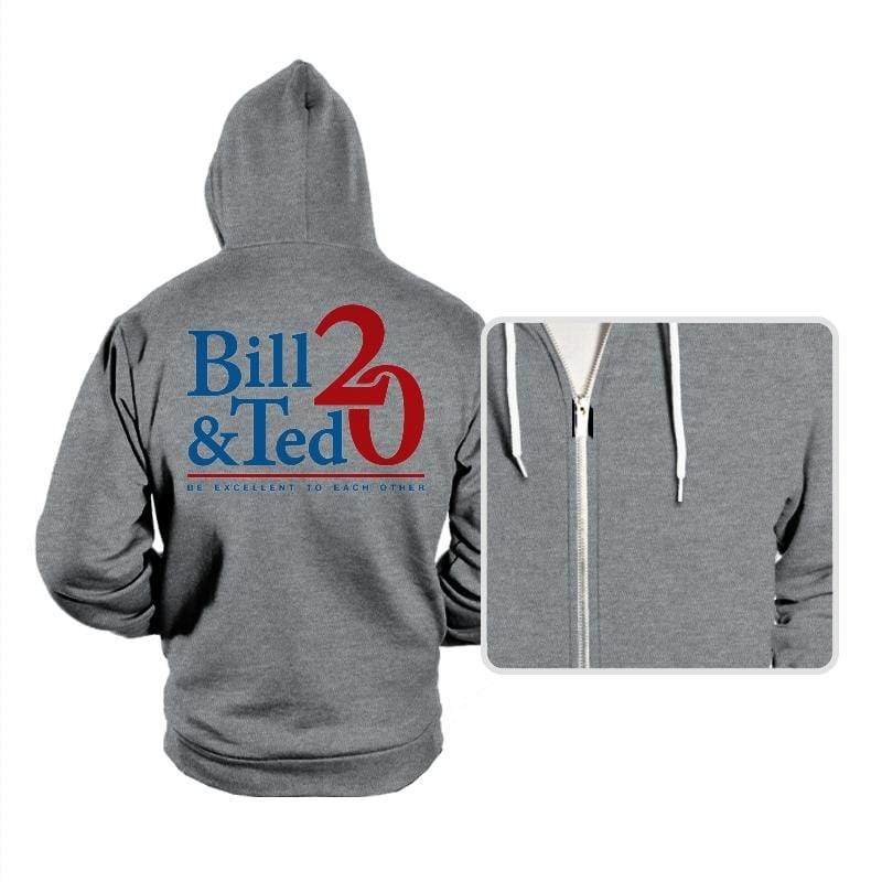 Be Excellent to Each Other - Hoodies - Hoodies - RIPT Apparel