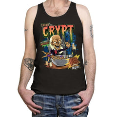 Cookie Crypt Cereal - Tanktop - Tanktop - RIPT Apparel