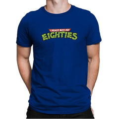 I Really Miss The Eighties - Mens Premium - T-Shirts - RIPT Apparel