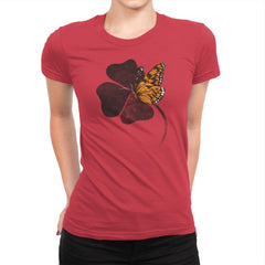 By Chance - Back to Nature - Womens Premium - T-Shirts - RIPT Apparel