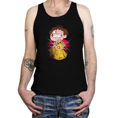 Steven and the infinity Gems - Tanktop - Tanktop - RIPT Apparel