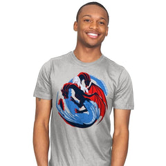 The Dragon and the Wolf - Mens - T-Shirts - RIPT Apparel