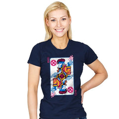Kinetic King - Womens - T-Shirts - RIPT Apparel