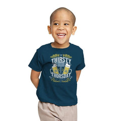 Thirsty Thorsday Exclusive - Youth - T-Shirts - RIPT Apparel