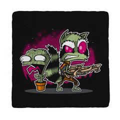 Invaders of the Galaxy Part 1 Exclusive - Awesome Mixtees - Coasters - Coasters - RIPT Apparel