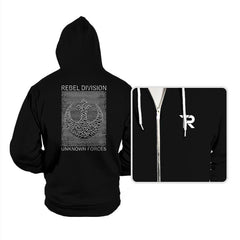 Rebel Division - Hoodies - Hoodies - RIPT Apparel
