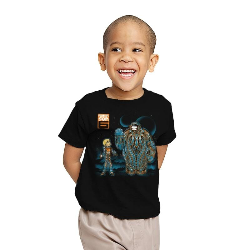 Robinson 6 - Youth - T-Shirts - RIPT Apparel