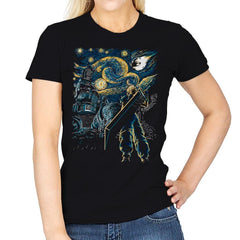 Starry Remake - Womens - T-Shirts - RIPT Apparel