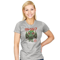 The Great Old Kawaii - Womens - T-Shirts - RIPT Apparel