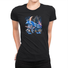 Visit Macross City Exclusive - Womens Premium - T-Shirts - RIPT Apparel