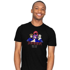 Ghost in the Pixels Exclusive - Anime History Lesson - Mens - T-Shirts - RIPT Apparel