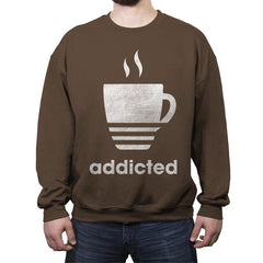 Coffee Classic - Crew Neck Sweatshirt - Crew Neck Sweatshirt - RIPT Apparel