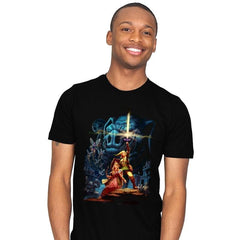 Link Wars Reprint - Mens - T-Shirts - RIPT Apparel