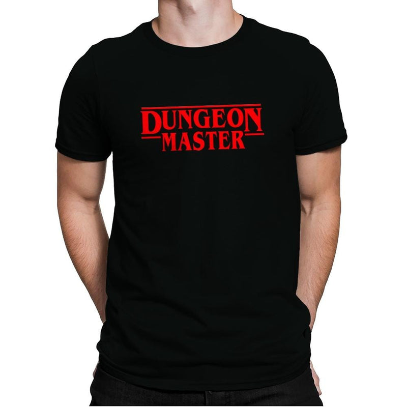 Dungeon Master - Mens Premium - T-Shirts - RIPT Apparel