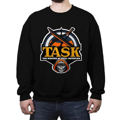 T.A.S.K. - Crew Neck Sweatshirt - Crew Neck Sweatshirt - RIPT Apparel
