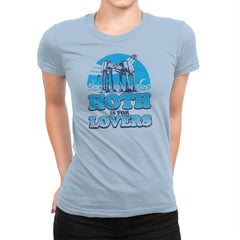 Hoth is for Lovers Exclusive - Womens Premium - T-Shirts - RIPT Apparel