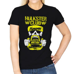HULKSTER CLUB Exclusive - Womens - T-Shirts - RIPT Apparel