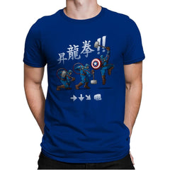 Cap Shoryuken - Anytime - Mens Premium - T-Shirts - RIPT Apparel