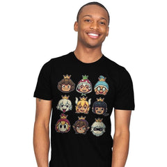 Evil Waifus - Mens - T-Shirts - RIPT Apparel