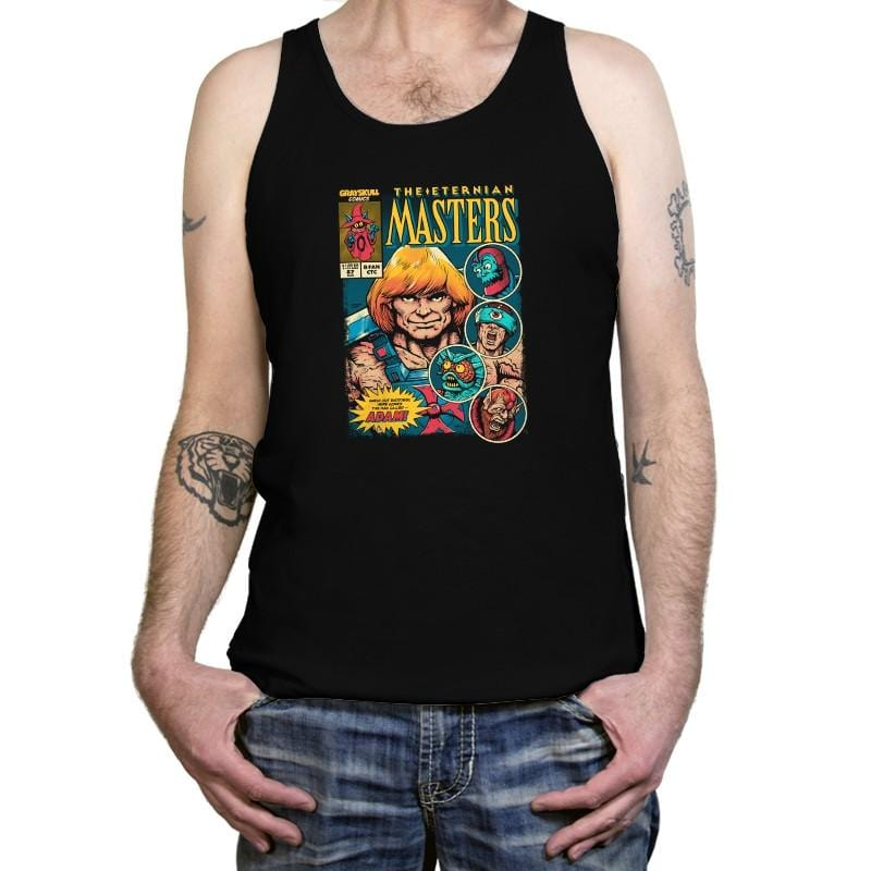 The Eternian Masters - Tanktop - Tanktop - RIPT Apparel