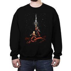 Z Warriors - Crew Neck Sweatshirt - Crew Neck Sweatshirt - RIPT Apparel