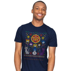 Merry Senshi - Mens - T-Shirts - RIPT Apparel
