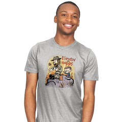 Eleven and Hopps - Mens - T-Shirts - RIPT Apparel