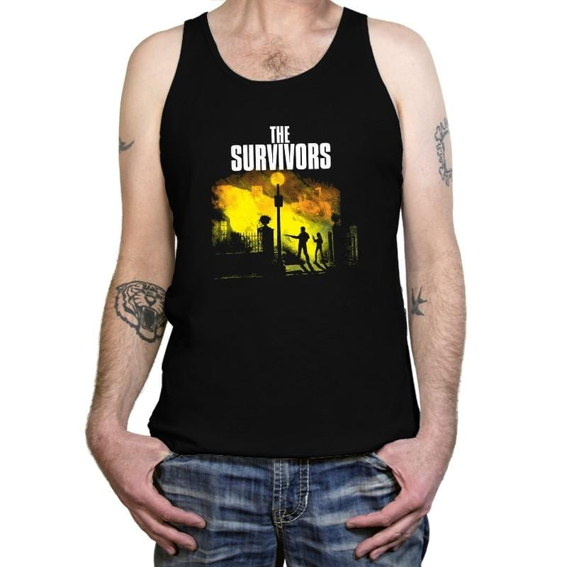 The Survivors Exclusive - Dead Pixels - Tanktop - Tanktop - RIPT Apparel