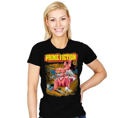 Prime Fiction - Womens - T-Shirts - RIPT Apparel