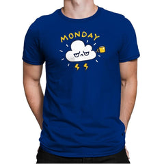 Case Of The Mondays - Mens Premium - T-Shirts - RIPT Apparel