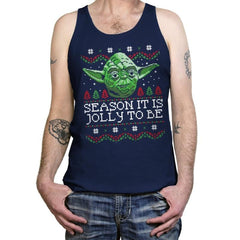 Jolly To Be - Tanktop - Tanktop - RIPT Apparel