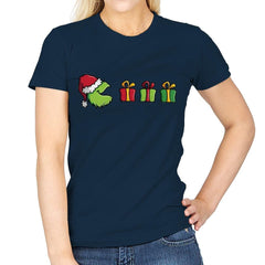 Grinched-Man - Womens - T-Shirts - RIPT Apparel
