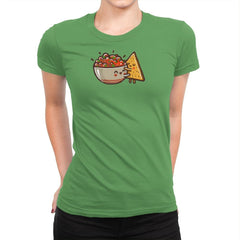 Love Restaurant Style - Womens Premium - T-Shirts - RIPT Apparel