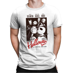 Halloweenblanca - Mens Premium - T-Shirts - RIPT Apparel