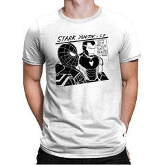 Stark Youth - Mens Premium - T-Shirts - RIPT Apparel