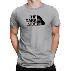 North of the Darker Side Exclusive - Mens Premium - T-Shirts - RIPT Apparel