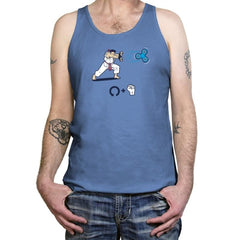 Hadouken Spinner Exclusive - Tanktop - Tanktop - RIPT Apparel