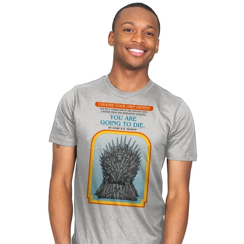 Game of Choices - Mens - T-Shirts - RIPT Apparel