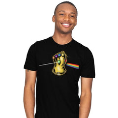 Dark Side Of The Stones - Mens - T-Shirts - RIPT Apparel