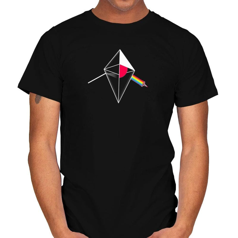 No Man's Side of the Moon Exclusive - Mens - T-Shirts - RIPT Apparel
